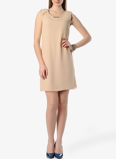 Limon Company Elbise Bej